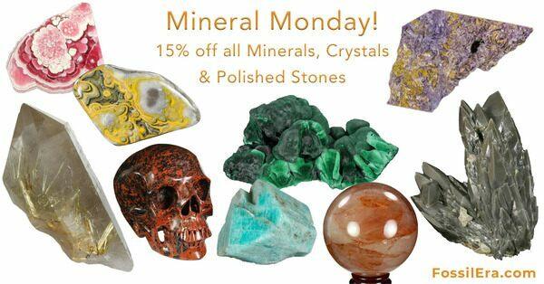 Mineral Monday Flash Sale