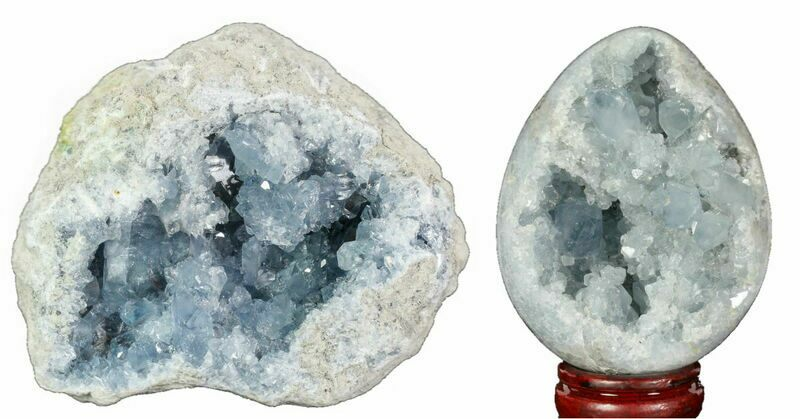 Popular Crystals - Celestite