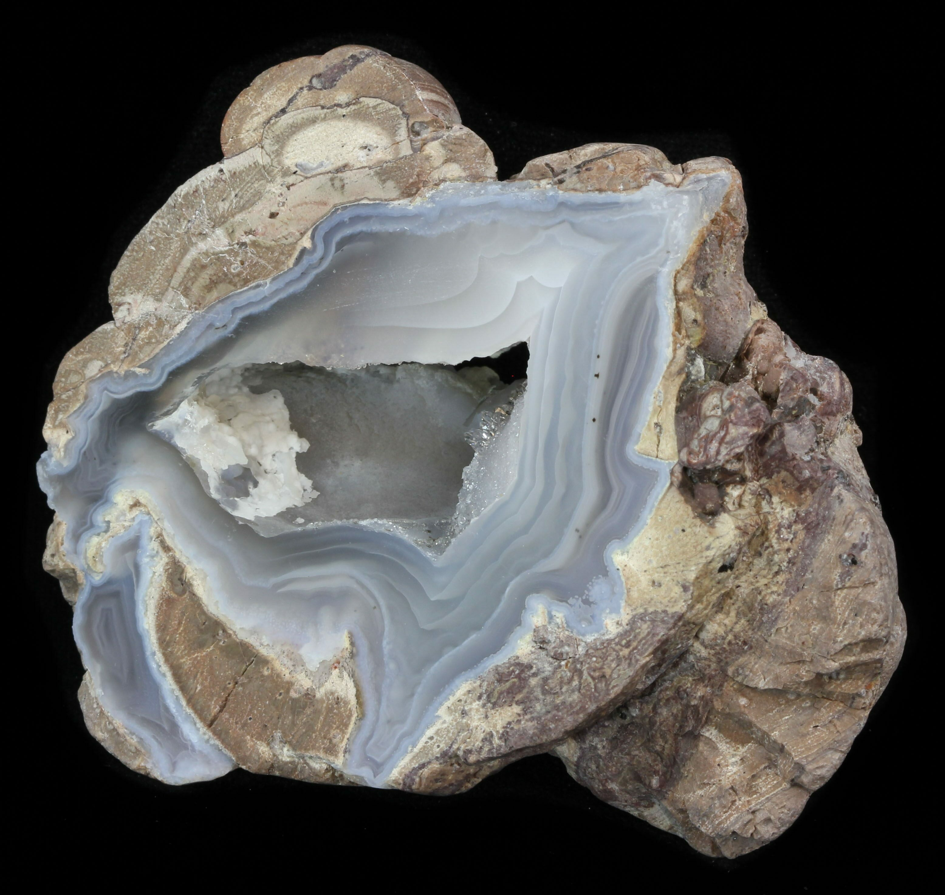 how to cut a geode in half